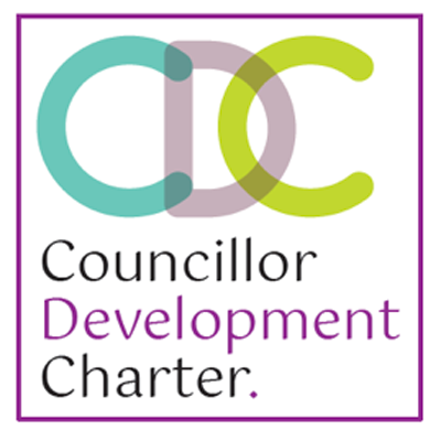 The Logo for the Charter For Member Development