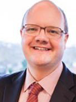 Headshot of Cllr James Swindlehurst