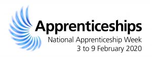 National Apprenticeship Week logo 2020