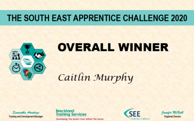 The first SE Apprenticeship Challenge