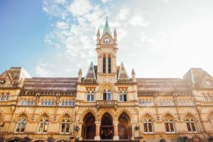 Image of the Guildhall Winchester where SEE is based